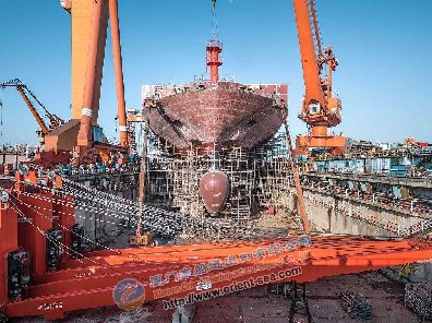 The Broad Prospect Market of the Shipbuilding in Indonesia