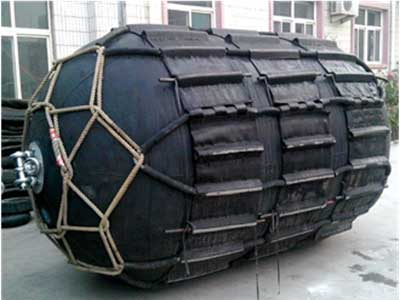 Marine Pneumatic Rubber Fender 03